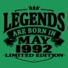 Legends are born in may 1992 - Men's Premium T-Shirt