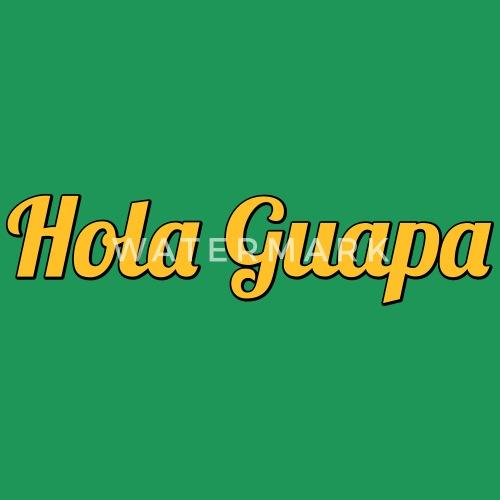 Hola Guapa Männer Premium T Shirt Spreadshirt