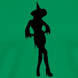 Witch Sexy Witch / Witch / Halloween - Men's Premium T-Shirt