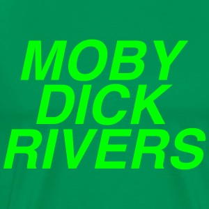 moby dick rivers - T-shirt Premium Homme