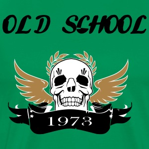 Old school1973 - Men's Premium T-Shirt