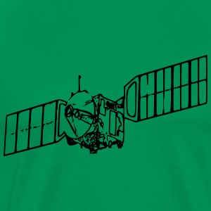 satellit - Herre premium T-shirt