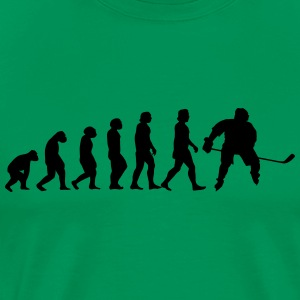 evolution hockey - Herre premium T-shirt