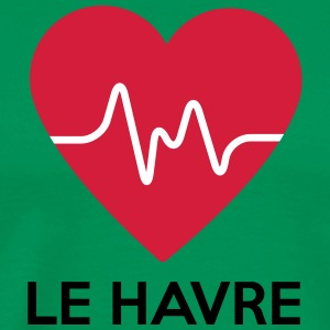 Heart Le Havre - Men's Premium T-Shirt