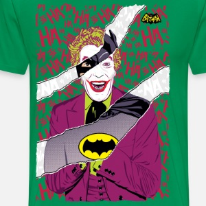 DC Comics Batman Joker Mashup