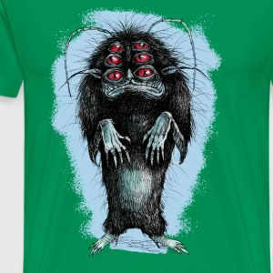 MONSTER - Premium-T-shirt herr
