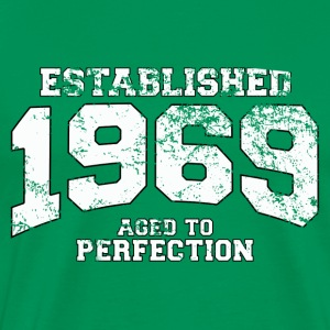 established 1969 - aged to perfection (fr)