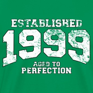 established 1999 - aged to perfection (fr)