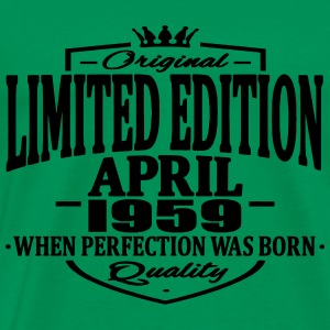 Limited edition april 1959