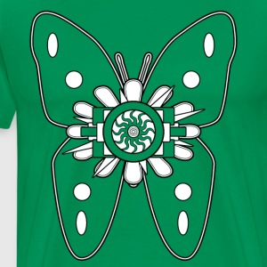 BUTTERFLY - T-shirt Premium Homme