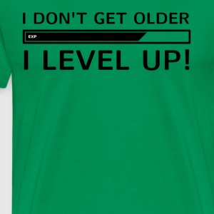 Me Level Up! Gamer camiseta - Camiseta premium hombre