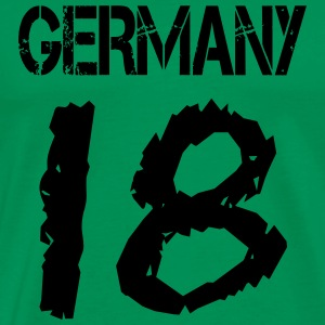 Germany 18 - Men's Premium T-Shirt