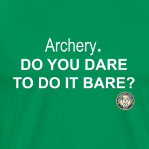 Do you dare to do it just? - Men's Premium T-Shirt