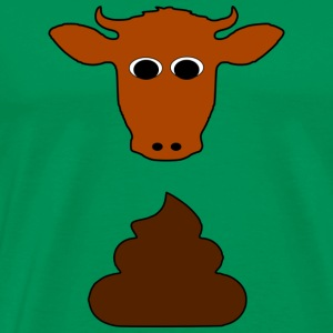 bull shit - Men's Premium T-Shirt