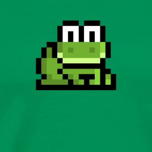 Retro frog - Men's Premium T-Shirt