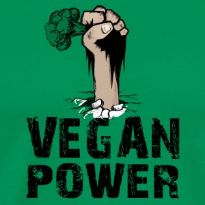 T-shirt végétalien Vegan Power - T-shirt Premium Homme