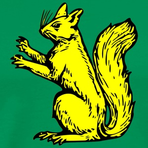 squirrel20 - Männer Premium T-Shirt