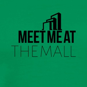 Meet me at the mall - Men's Premium T-Shirt