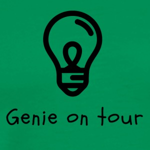 Genie on tour - you're awesome - Men's Premium T-Shirt