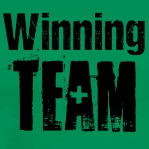 Winning Team Teamplayer Competition Competition - Men's Premium T-Shirt