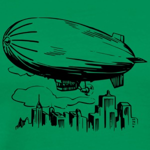 airship - Men's Premium T-Shirt