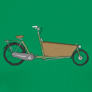 The Bakfiets (without text) - Men's Premium T-Shirt