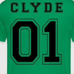 CLYDE 01 - Black Edition - Mannen Premium T-shirt