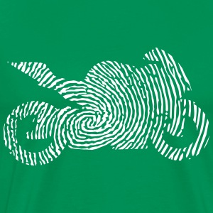 Motorcycle fingerprint