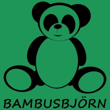 Bambusbjorn Manner Premium T Shirt Spreadshirt