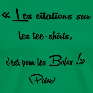 les citationns