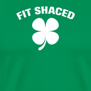 Fit Shaced Irish Drinking Holiday St. Patrick