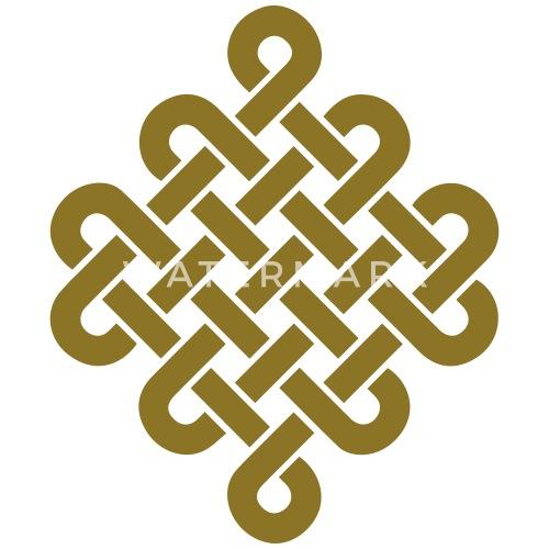 Atemberaubend Unendlich Symbol Tattoo Buddhismus Knoten endlos von yuma #LG_69