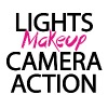 Lights makeup camera action - Women's Premium T-Shirt