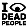 I see dead people - Women's Premium T-Shirt