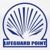 lifeguard point - Premium T-skjorte for kvinner