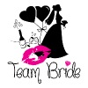 Team Bride - black - Women's Premium T-Shirt