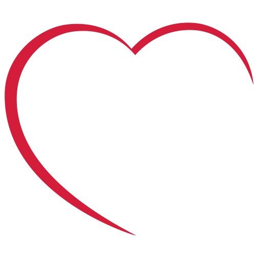 Herz Liebe Valentinstag Geburtstag Women S Premium T Shirt