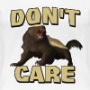 Honey Badger Don't Care - Women's Premium T-Shirt