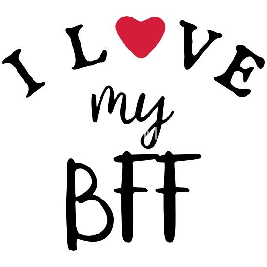 Beste Freunde Liebe