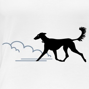 Windhund / greyhound (1c)