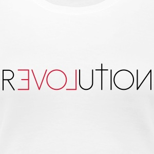 love revolution - Women's Premium T-Shirt