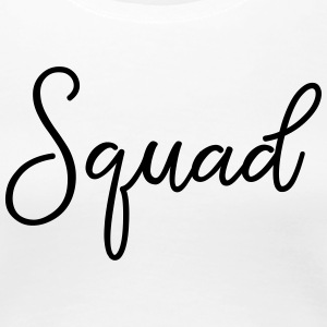 Squad Party JGA Bachelor Party T-Shirt - Women's Premium T-Shirt
