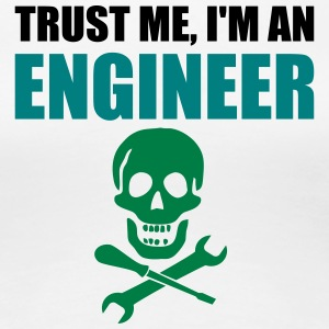 Trust me, I'm an Engineer. - Frauen Premium T-Shirt