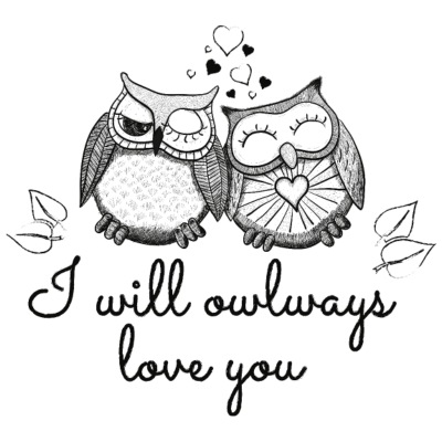 i will owlways love you owls je vais owlways amour vous hiboux