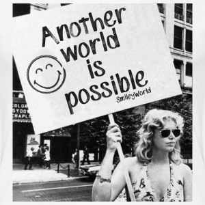 Smiley World Another World Is Possible Quote