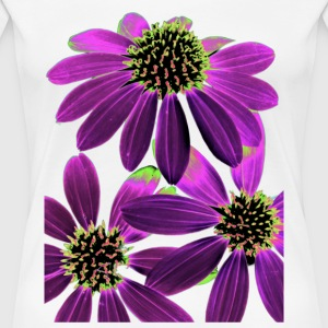 Flowers For You - Frauen Premium T-Shirt