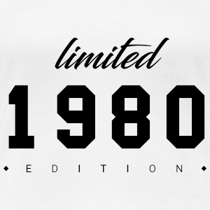 Limited Edition - 1980 (Gift) - Women's Premium T-Shirt