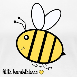Little bumblebeee - Women's Premium T-Shirt