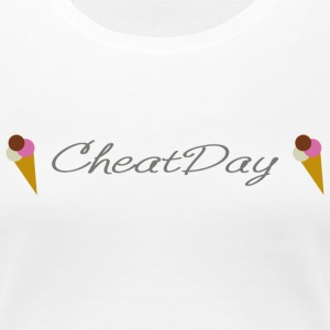CheatDay - Frauen Premium T-Shirt