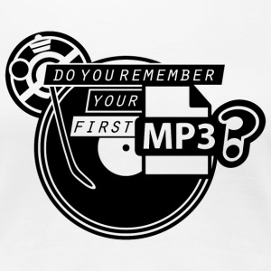 MP3 - Women's Premium T-Shirt